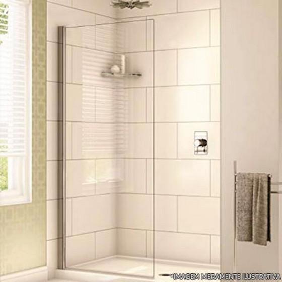 Box de Vidro Temperado Lavras - Box para Banheiro de Vidro