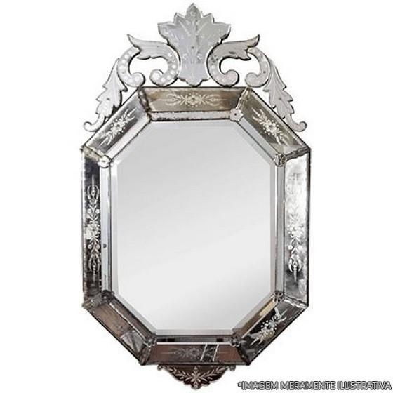 Compra de Espelho Veneziano Paes de Barros - Espelho Camarim