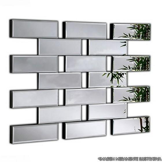 Compra de Espelhos Decorativos Haroldo Veloso - Espelho Bisotado