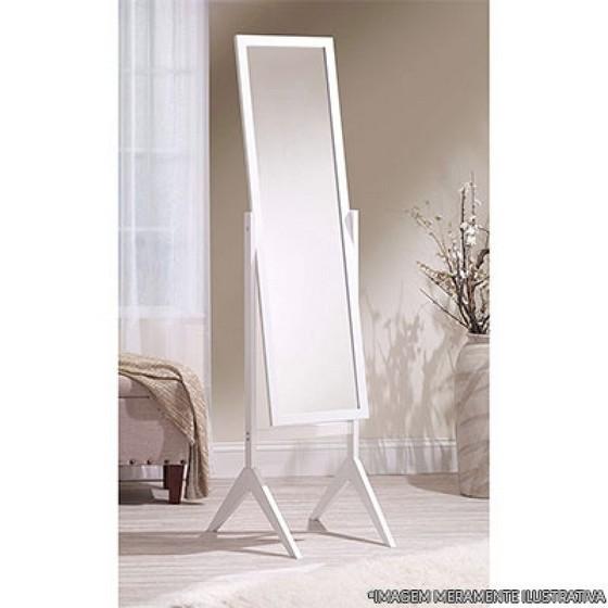 Espelho para Quarto Jardim Zaira - Espelho Camarim