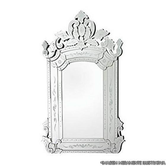 Espelho Veneziano Baquirivu - Espelho Camarim