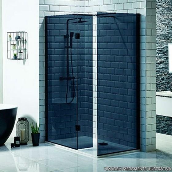 Orçamento para Box de Banheiro Vidro Fumê Maia - Box de Vidro para Banheiro para Empresa