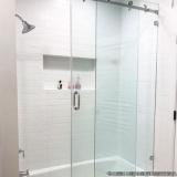 box para banheiros de vidro Nova bonsucesso