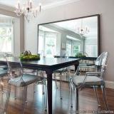 compra de espelho para sala de jantar Parque Continental