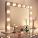 espelho camarim orçamento Vila Sabrina