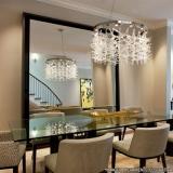 espelho para sala de jantar Jardim Moreira