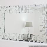 espelhos bisotados Jardim Oliveira,