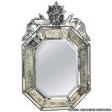 espelhos venezianos Macedo
