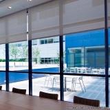 lojas de persiana horizontal para empresa Vila Barros