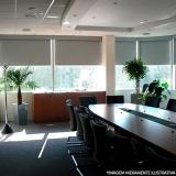 orçamento de persiana horizontal para empresa Torres Tibagy