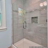 orçamento para box de banheiro de vidro Parque Cecats