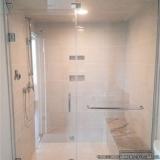 orçamento para box de vidro banheiro para empresa Parque Santos Dumont