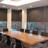 persiana horizontal para empresa valores Parque industrial