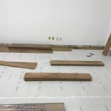piso de vinílico madeira para empresa CECAP
