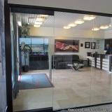 venda de espelho redondo para empresa Parque Jurema