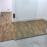 venda de piso vinílico apartamento CECAP