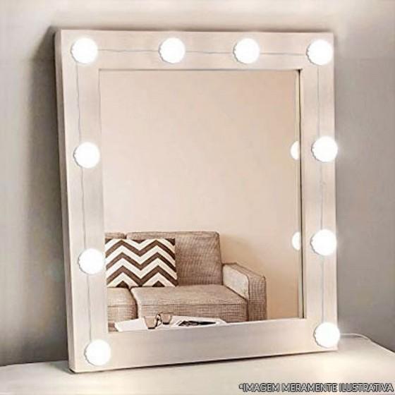Venda de Espelho Camarim Haroldo Veloso - Espelho Bisotado