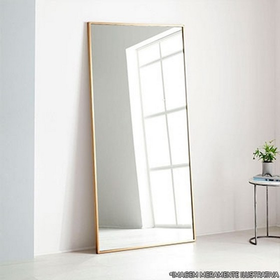 Venda de Espelho para Sala Várzea do Palácio - Espelho Bisotado